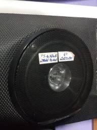Alto falante Pioneer 6 polegadas novo