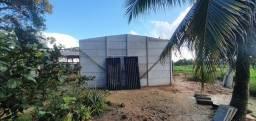 Casas e muros pre fabricados e artefatos de concreto em geral