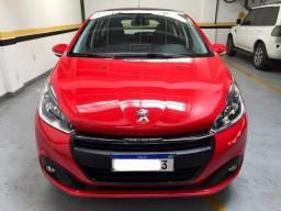 Peugeot 208 Griffe 1.6 AT. 2019/2020 - Único Dono - Apenas 9.000 KM
