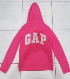 Moletom Gap original fechado rosa