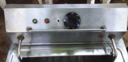 Fritadeira Elétrica água e óleo profissional Tedesco ,autolimpante