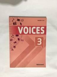 Livro Voices 3 Novo