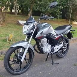 Moto Cg 160 Fan Flex 2021 Financio Entrda R$ 2.400,00 Parcelas Sem Juros