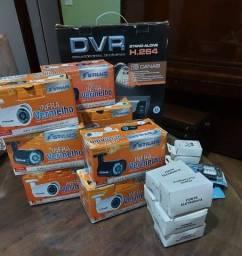 Título do anúncio: DVR  eco tronic para 16 câmeras