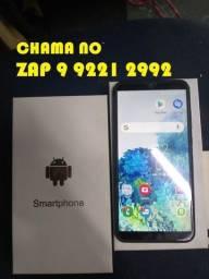 smartphone android octa core  8g memoria 256gb -troco por notebook