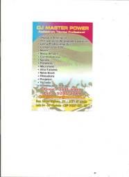 Assistência Dj Master Power