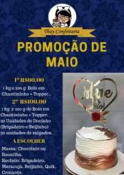 Promoção de Maio