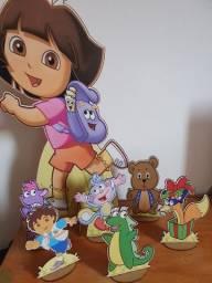 Kits Dora Aventureira