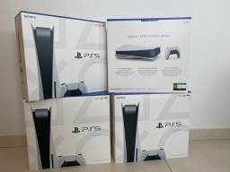 Console PS5 Lacrado, Pronta entrega, Versão com Mídia.