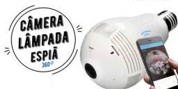 Lâmpada Com Segurança 360° Veja tudo que acontece Online! Frete Grátis!!
