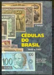Catálogo De Cédulas Do Brasil Novo Sem Uso Completo Colorido Frete Grátis
