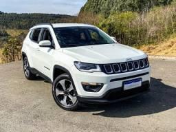 Jeep Compass Longitude 2.0 Aut Flex 2017
