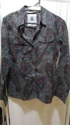Blusas lindas da john Jhon Lélis Blanc.