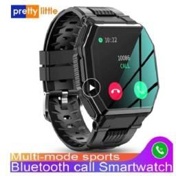 Relógio Inteligente Smart watch S 9 Rest, Água.