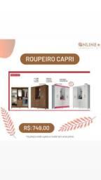 ROUPEIRO CAPRI PROMOÇÃO EXCLUSIVA