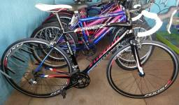 Bicicleta Speed Specialized 10 vel, Tam 56 cm, Shimano Tiagra
