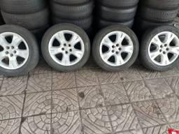 Jogo de rodas do Corolla 2011 R$700.00