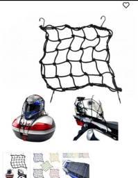 Rede aranha pra moto