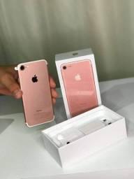 Iphone 7 32GB vitrine na caixa com acessórios +2 brindes