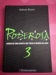 "Livro ""Poderosa 3"""