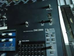 Mesa De Som Yamaha Dm2000