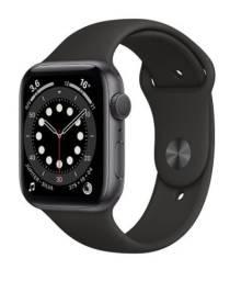 Original!! Apple Watch Série 6 44mm!   Novo    Lacrado    Loja na Savassi
