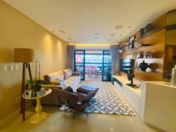 Apartamento de 155m2 em Ponta Verde 1 quadra da praia