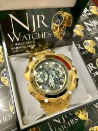 Relógio Invicta New Hybrid Preto Lacrado novo