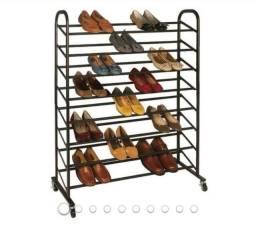 Sapateira para até 40 sapatos