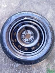 Roda de ferro aro 14 Fiat