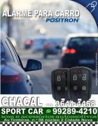 Título do anúncio: Alarme Exact360 Pósitron (novo e com nota fiscal)