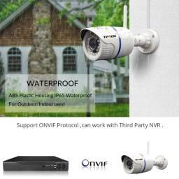 Smartcamera Wi-fi - monitoramento pelo celular e computador 24hrs