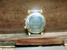 Relógio Russo (união Soviética)Poljot ouro.