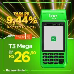 Maquininha de Cartão | T3 Mega