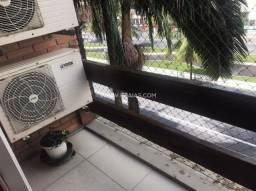 Apartamento à venda com 3 dormitórios em Enseada, Guarujá cod:74266