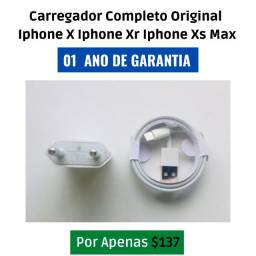 Carregador Iphone