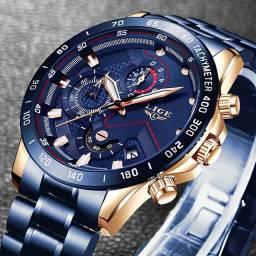 Relógios Curren e Lige