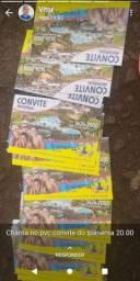 Convite do Ipanema clube sem data