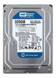 HD 320 GB WD Western Digital