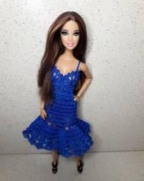 Crochê para Barbie