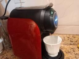 Maquina de café expresso automática Delta Qool