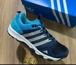Vendo tênis Adidas kanadia ( 125 com entrega )