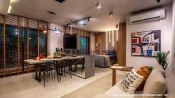 Apartamento com 1 dormitório à venda, 41 m² por R$ 285.000,00 - Setor Bueno - Goiânia/GO