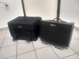 Caixa Acústica AC-60 Roland