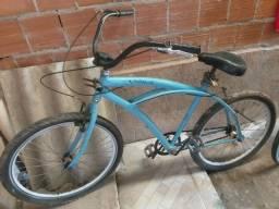 Bike usada.
