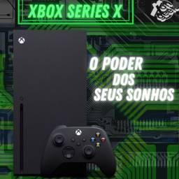 Xbox Series X 1tb - SSD | Lacrado com garantia de 12 meses de fábrica