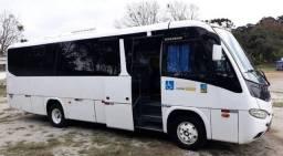 Título do anúncio: Microonibus Marcopolo Senior Vw 9.160 2012