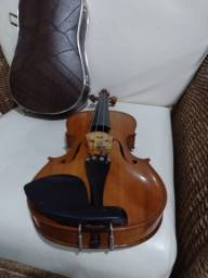 Vendido Violino Artesanal New Gold Star Ano 2006 Completo Simplesmente Perfeito!