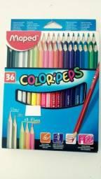 Lápis de cor maped Color peps