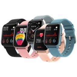 Smartwatch P8 com garantia